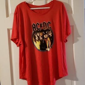 Tops - ACDC Tee
